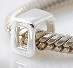 Pandora 0 Number Charm smaller image
