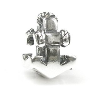 Pandora Antique Ship Anchor Charm