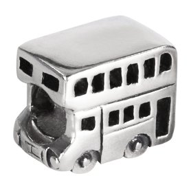 Pandora Authentic Silver London Bus Charm