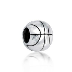 Pandora Basketball Sports Charm image