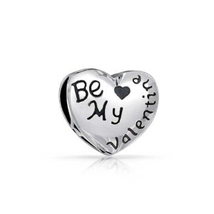 Pandora Be My Valentine Heart Charm