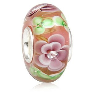 Pandora Beautiful Flower Blossom Charm