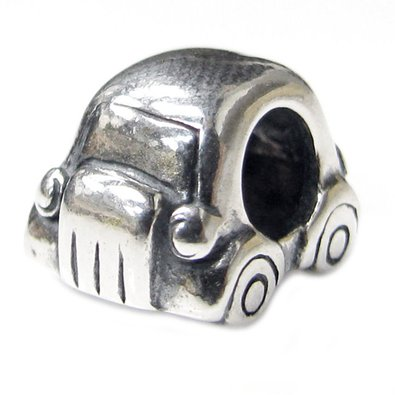 Pandora Beetle Bug Car Charm