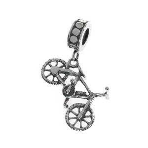 Pandora Bicycle Silver Charm