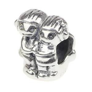 Pandora Boy Girl Dangle Charm