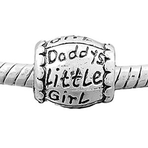 Pandora Buddy Daddy Daddys Little Girl Daughter Charm