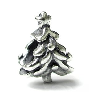 Pandora Christmas Tree Star Charm