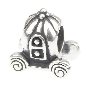 Pandora Cinderellas Pumpkin Carriage Charm