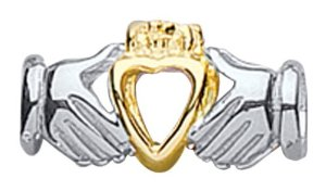 Pandora Claddagh Crown Charm