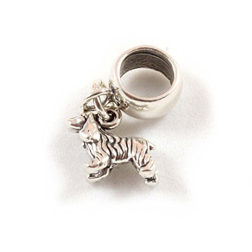 Pandora Cocker Spaniel Dog Sterling Silver Charm