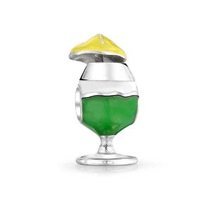 Pandora Cocktail Pina Colada Drink Charm