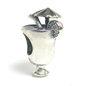 Pandora Cup Of The Lemonade Cocktail Charm