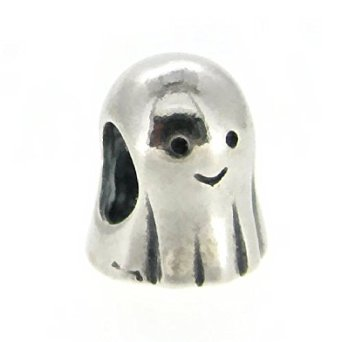 Pandora Cute Lovely Ghost Charm