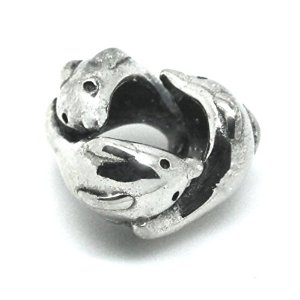Pandora Dancing Dolphins Charm