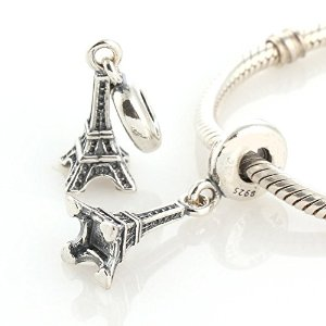 Pandora Dangle Eiffel Tower Charm
