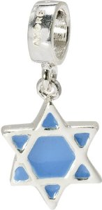 Pandora Dangle Star Of David Charm