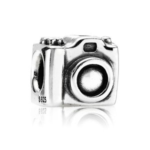 Pandora Digital Camera Bead Charm