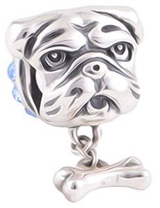 Pandora Dog And Bone Charm