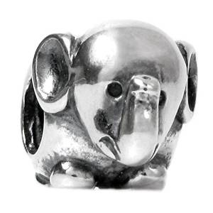 Pandora Elephant Cute Animal Charm image