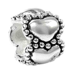 Pandora Endless Love Kisses Charm