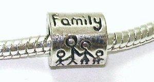 Pandora Family Spacer Single Charm