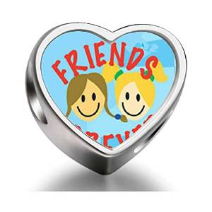 Pandora Forever Photo Friendship Heart Photo Charm