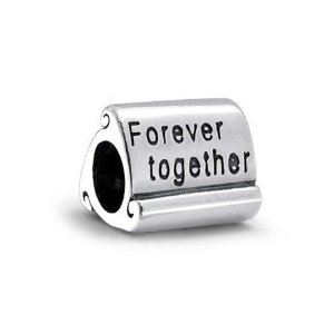 Pandora Forever Together Love Message Charm