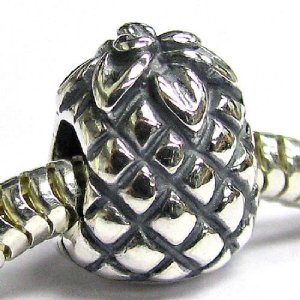 Pandora Fruit Pineapple Charm