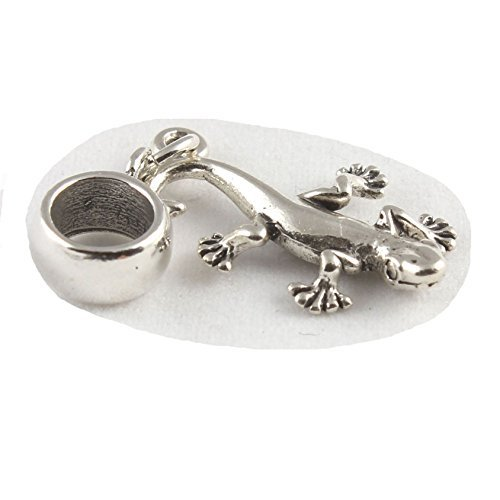 Pandora Gecko Lizard Animal Charm