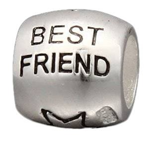 Pandora Genuine Best Friend Star Charm image
