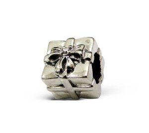 Pandora Gift Wrapped Bow Charm