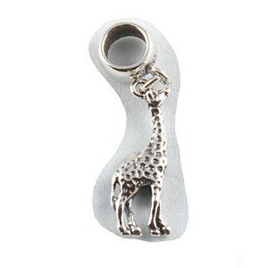 Pandora Giraffe Dangle New Charm