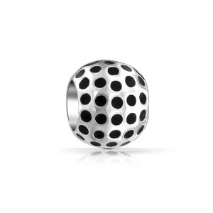 Pandora Golf Ball Dotted Charm