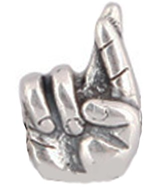 Pandora Good Luck Hand Sign Charm