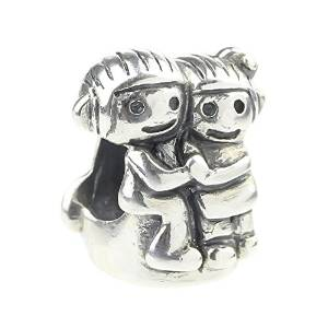 Pandora Happy Brothers Charm