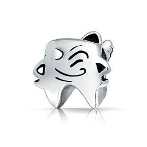 Pandora Happy Tooth Winking Charm smaller image