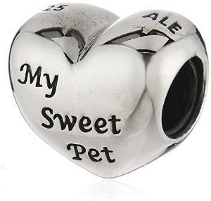 Pandora Heart My Sweet Pet Charm