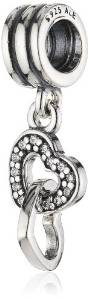 Pandora Hearts Aflutter Dangle Charm