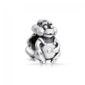 Pandora Hip Hop Frog Animal Charm