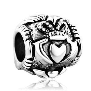 Pandora Irish Claddagh Friendship Love Charm