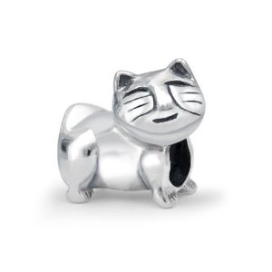 Pandora Kitty Cat Charm