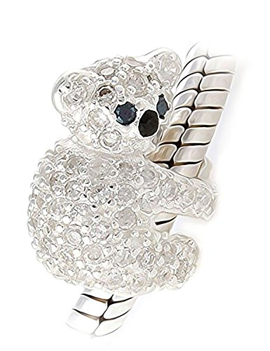 Pandora Koala Bear Climbing Dangle Charm