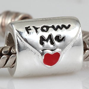 Pandora Love Letter From Me Charm