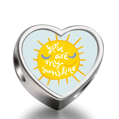 Pandora Love You Are My Sunshine Charm smaller image