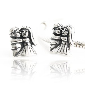 Pandora Married Couple Wedding Charm