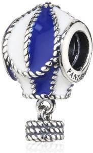 Pandora Mixed Enamel Air Balloon Charm