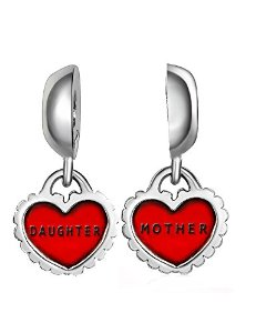 Pandora Mother And Daughter 2 Parts Charm