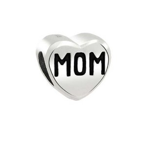 Pandora Mothers Day Mom Heart Charm image