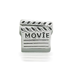 Pandora Movie Clap Board Charm