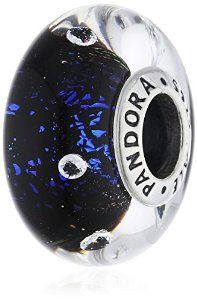 Pandora Murano Glass Blue Charm